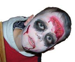Uaaaaaah ! Ich bin ein Zombie !