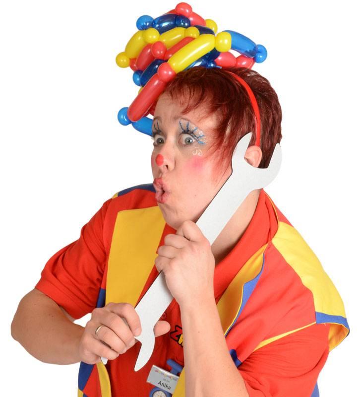 Clown zum Kindergeburtstag