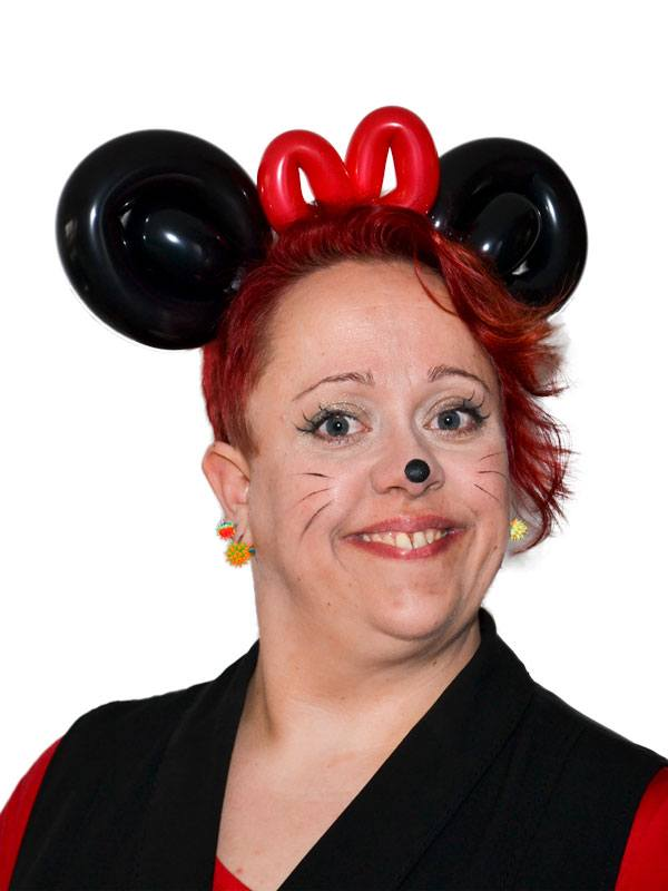 Minnie-Maus zum Kindergeburtstag