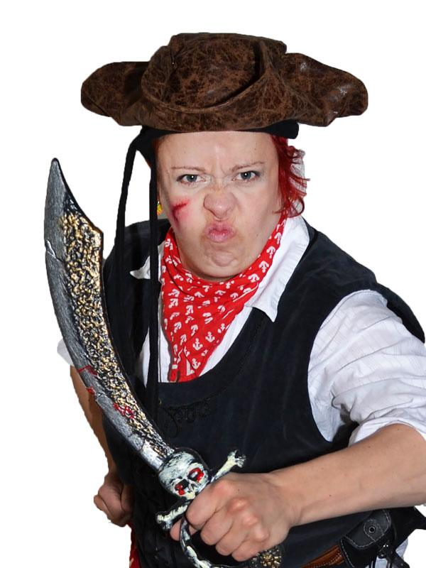 Pirat zum Kindergeburtstag