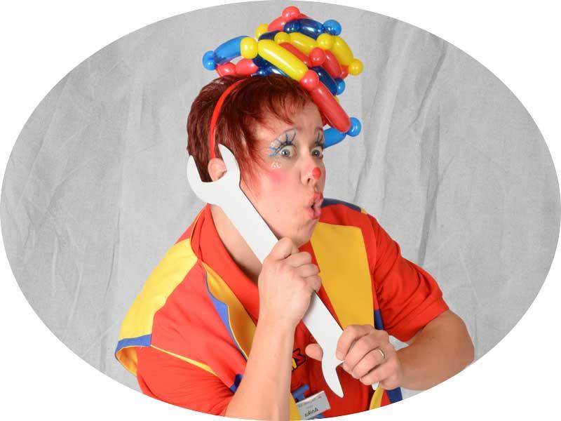 Ein Clown für alle Fälle