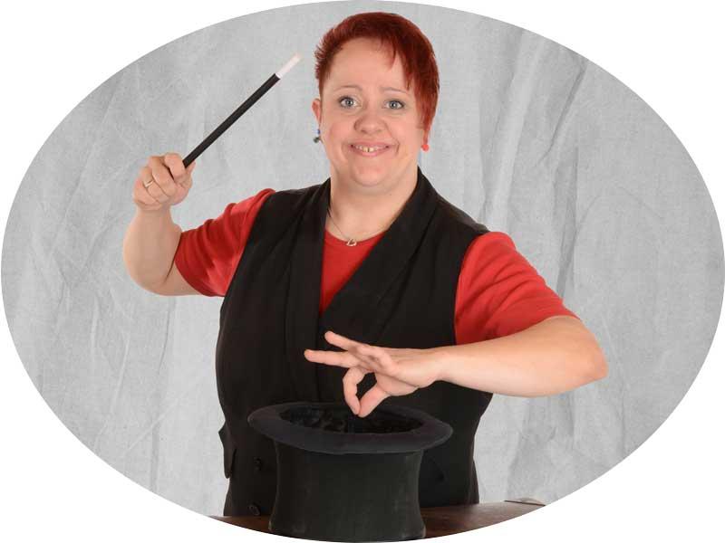 Zauberer zum Kindergeburtstag oder für Deine Feier